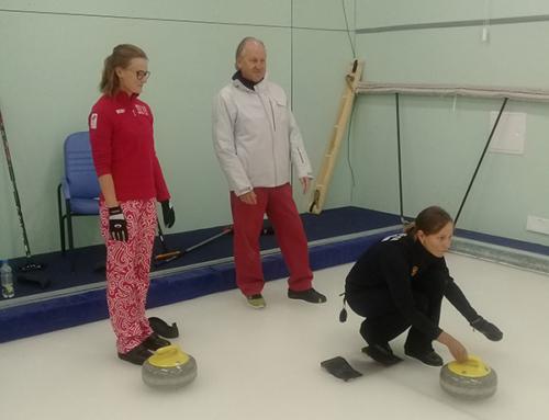 Novogorsk Training Camp Russia National Women